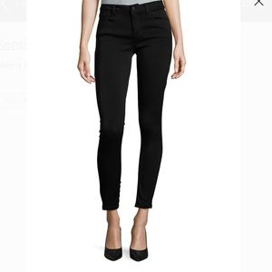 Kenzie black skinny jeans